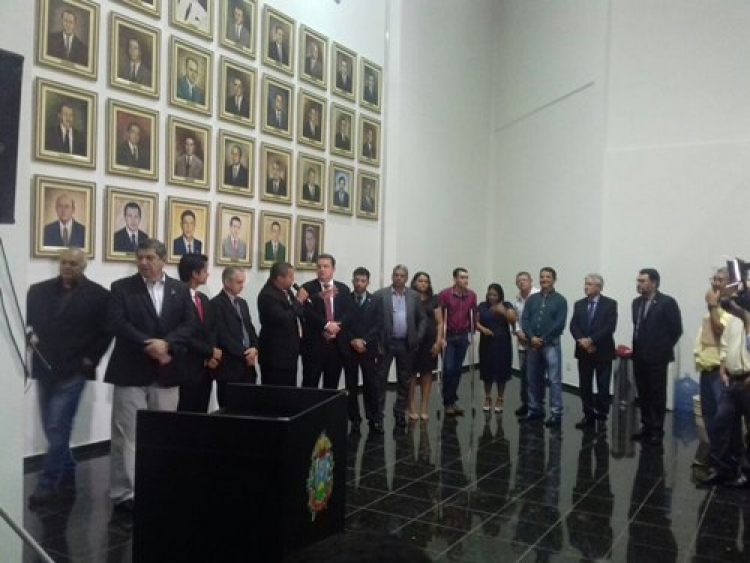 Assembleia Legislativa Inaugura a Sala do Vereador