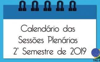 TRE-MT informa datas das sessões plenárias para o mês de outubro